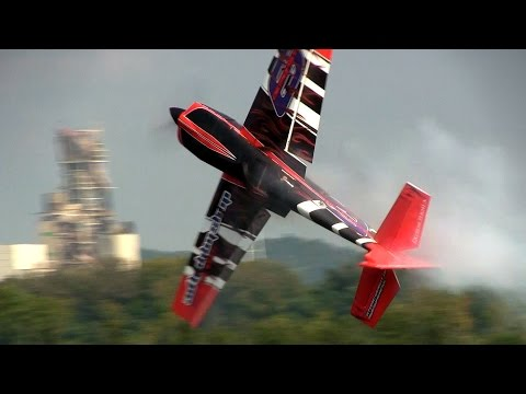 Jase Dussia at Ohio River View RC Flyers Annual 3D Throwdown