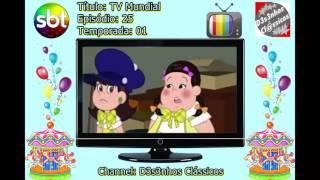 Carrossel 01x25 TV Mundial