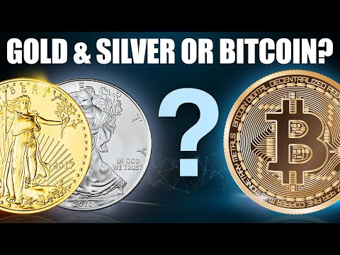 Is Bitcoin Diverting Capital From the Gold & Silver Markets? Mike Maloney