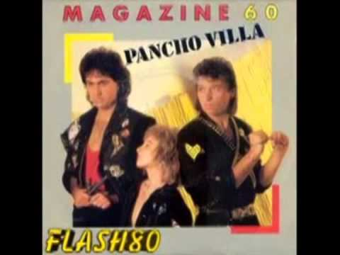 PANCHO VILLA  MAGAZINE 60   HIGH ENERGY