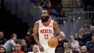 James Harden Lights It Up With 10 3-Pointers In Back-to-Back 50-Point Game