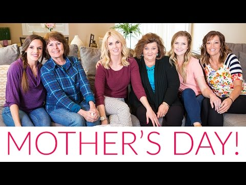Mother's Day Special – With Our Moms! | The Mom's View