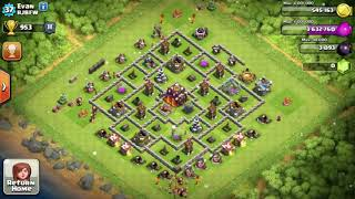 WORST Bases NOOBS In Clash of Clans WTF!  CoC Funny Rushed Troll Bases