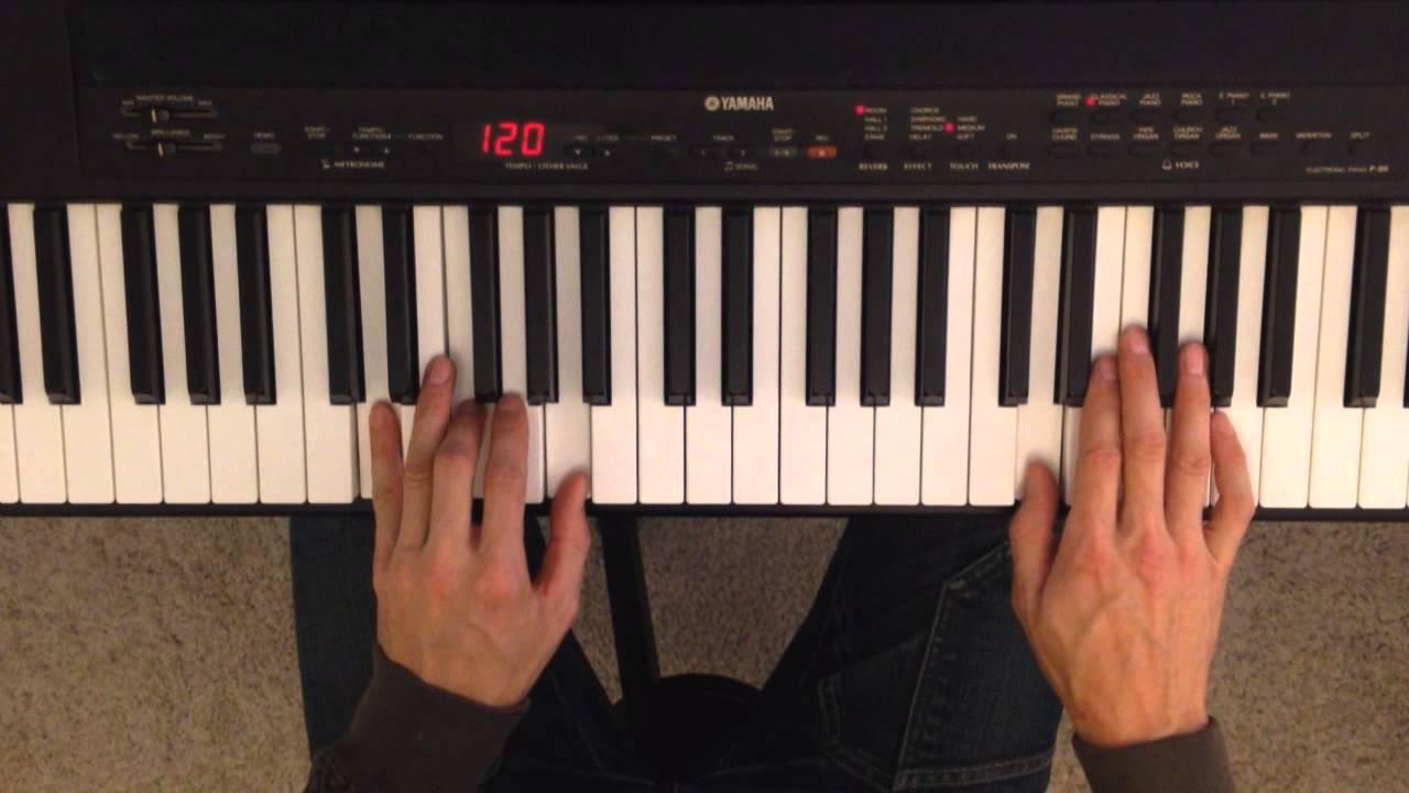 Como Tocar Piratas Del Caribe En Piano Tutorial Y Partitura Youtube