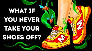Download What If You Didn't Take Your Shoes Off for a Year