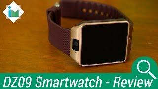 dZ09 Smartwatch Phone - Review en espaol