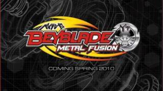 Beyblade Metal Fusion: Let It Rip