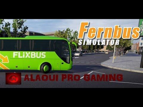 تحميل لعبة محاكي الباصات fernbus simulator