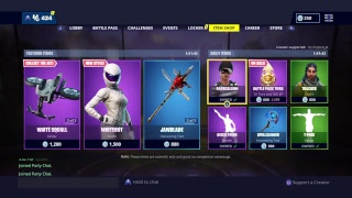 FORTNITE PLAYING WITH SUBS SEASON 8! (USE CODE: OUTSIDER_JR )