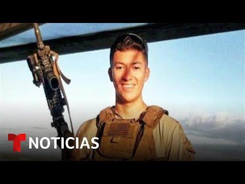 Dos latinos entre los militares muertos en Afganistán | Noticias Telemundo