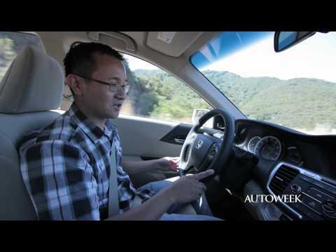 2013 Honda Accord CVT - Autoweek Drive Review