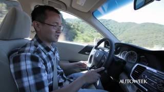 2013 Honda Accord CVT - Autoweek Drive Review