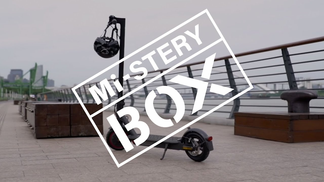 #MiSteryBOX - Xiaomify - Mi Electric Scooter Pro 2