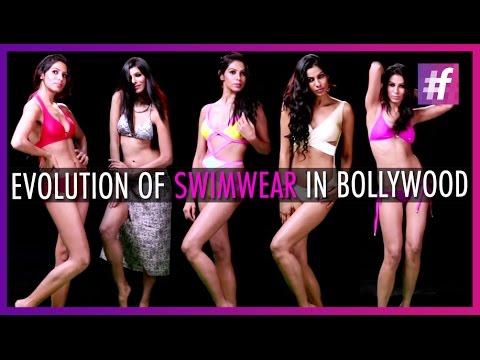 History of Swimwear In Bollywood |Sunny Leone - Anushka Sharma - Sharmila Tagore