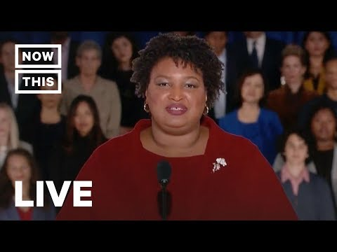 Stacey Abrams' Official Democratic Response to State of the Union (FULL) | NowThis Mp3