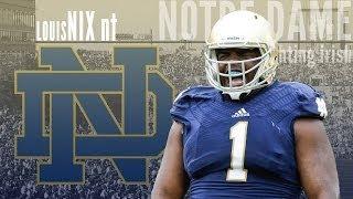 Louis nix - 2014 nfl draft profile