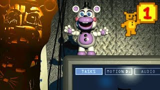FNAF 6 IS HERE!!   Freddy Fazbear's Pizzeria Simulator - Night 1   Five Nights At Freddy's 6