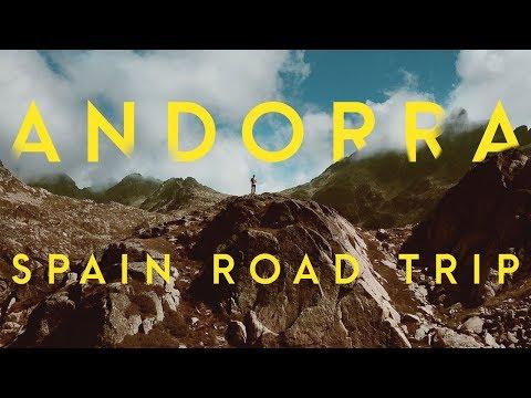 EXPLORING ANDORRA | Spanish Roadtrip