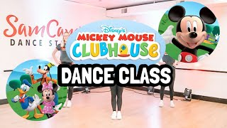 Free Online Mickey Mouse Clubhouse Dance Class
