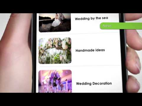Wedding Application For Smartphones And Tablets By CYTA & FOCUS-ON GROUP