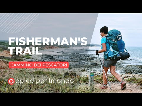 Hiking on the Rota Vicentina - Fishermen's Trail