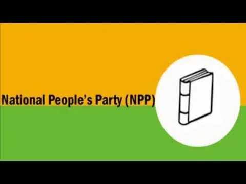 New Garo NPP song