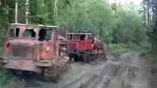 Дорога на Убинские пороги.avi