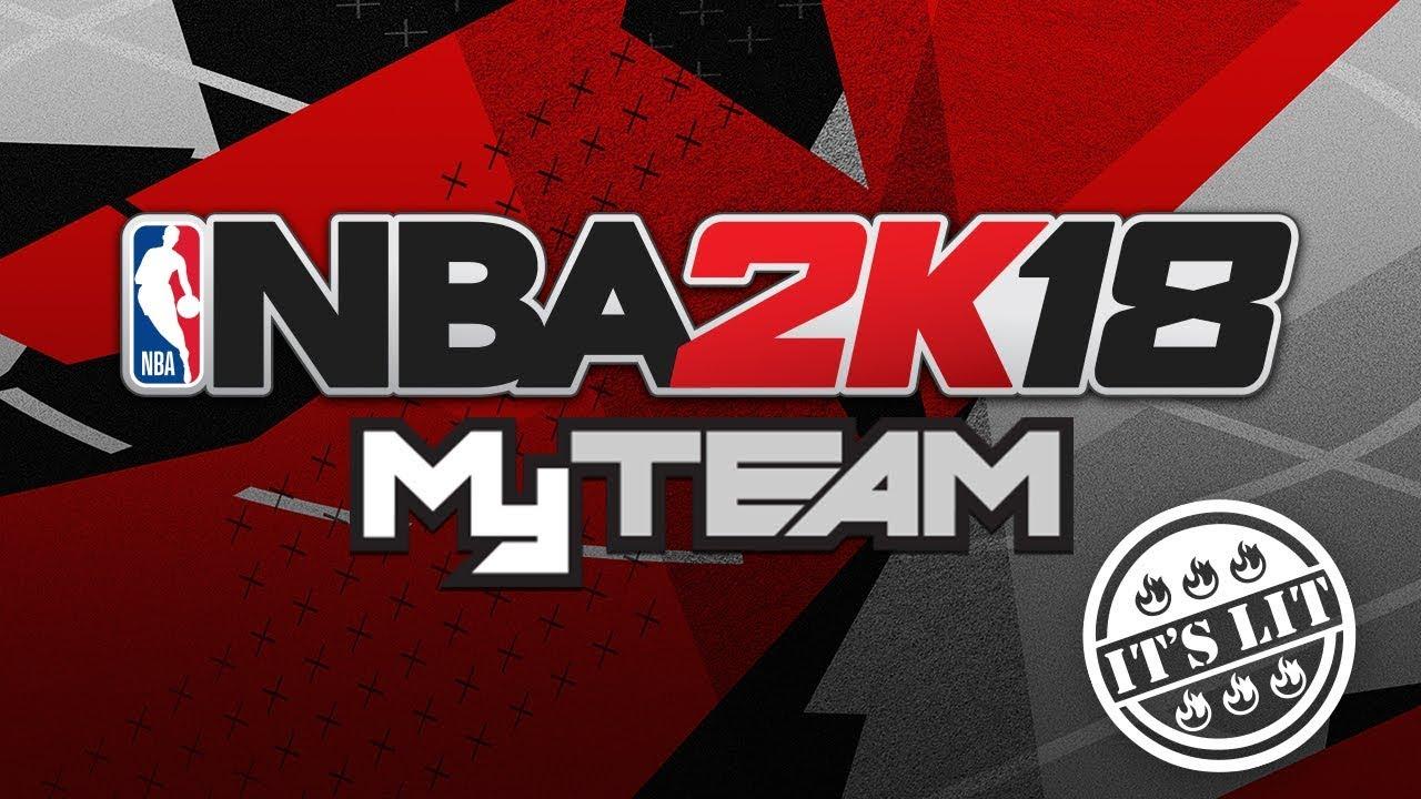 NBA 2K18 - MyTEAM Trailer - YouTube