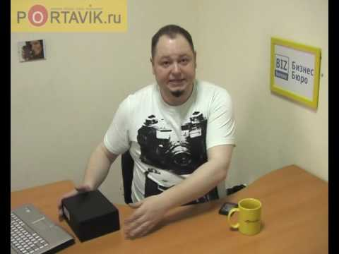 Samsung P520 first look rus