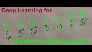 Deep Learning for Handwritten Digit Recognition - Part1