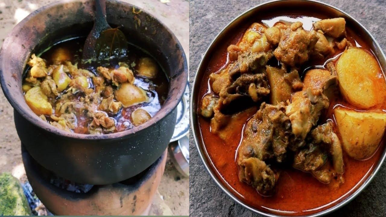 Chicken Curry with New Tricks | Simple Chicken Curry | Chicken Gravy