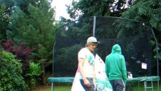 Surfing with J-dog and P-dog