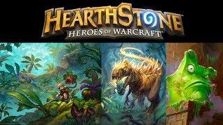 Hearthstone Quest Druid Dinos