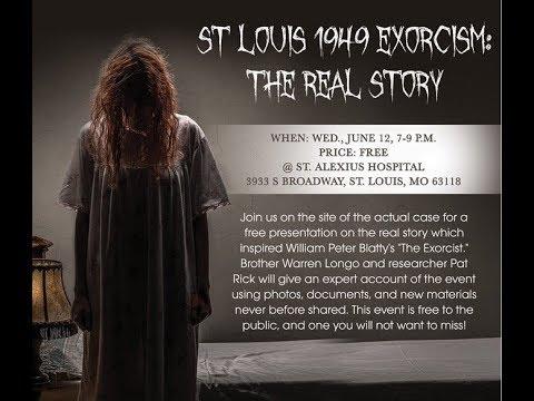 St. Louis 1949 Exorcism St. Alexius Hospital Lecture 6_12_19