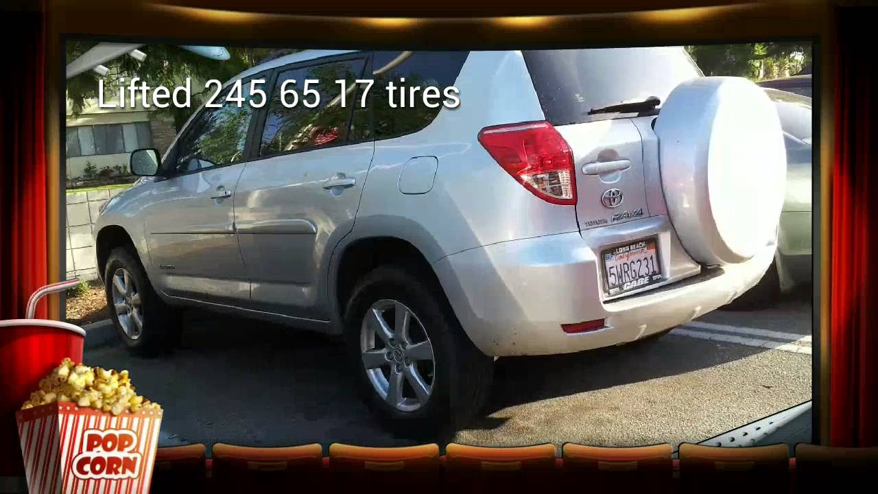 Lifted Rav4 Year 2007 Mp4 Youtube