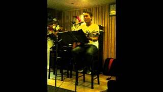 Nhớ về em (Jimmy Nguyễn)- guitar cover by Nhật Tiến