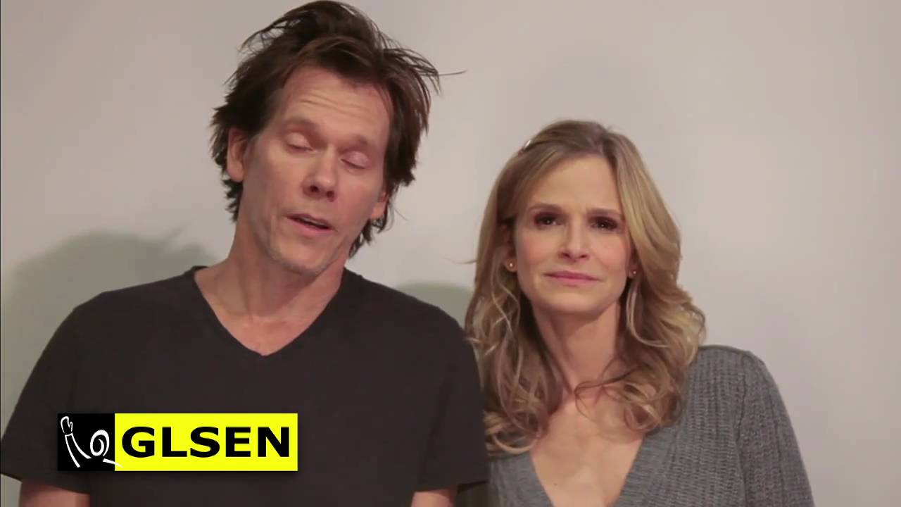 Kyra Sedgwick And Kevin Bacon Psa For Glsen Safe E Campaign