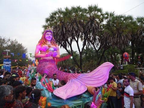 Panaji Carnival Floats, all