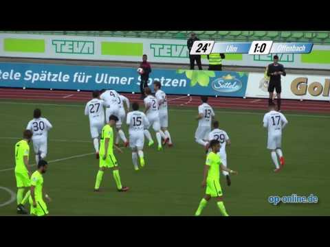 SSV Ulm 1846 Fußball gegen OFC: Höhepunkte und Stimmen