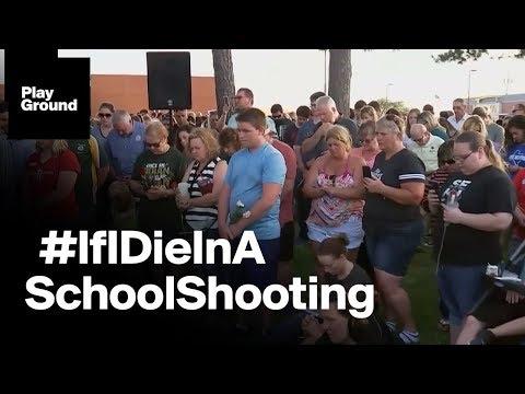 Estos jóvenes piensan que podrían morir en cualquier momento #IfIDieInASchoolShooting