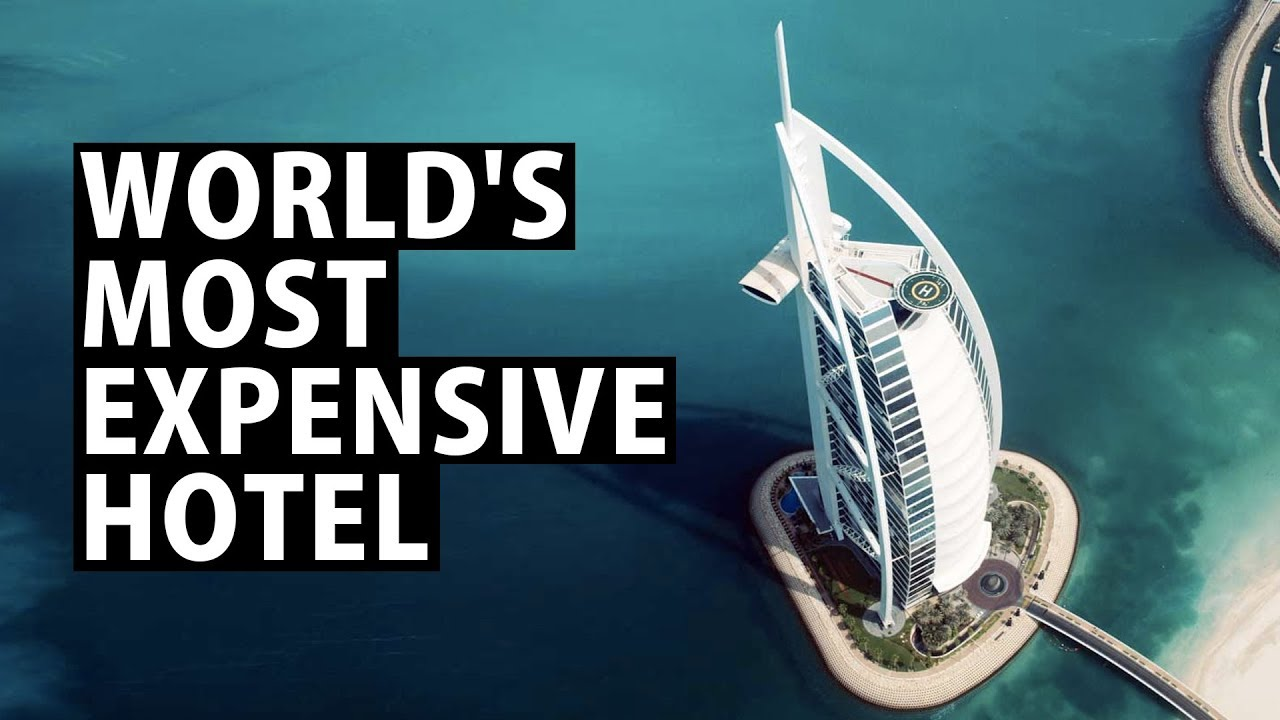World 39 s 1 most luxurious hotel dubai 39 s burj al arab for What s the most expensive hotel in dubai