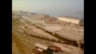 Construção da Ponte Rio-Niterói (HD 1969)