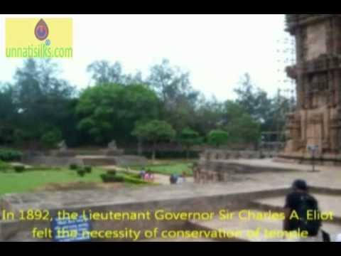 Konark Sun Temple Puri Bhubaneswar Orissa India.