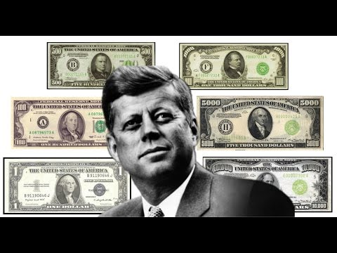 The Removal Of High Denomination Notes In The U.S.A. (Did you know?)