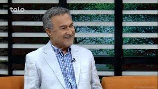 ویژه برنامه عیدی بامداد خوش - صحبت های داود سلطان زوی آگاه مسایل سیاسی