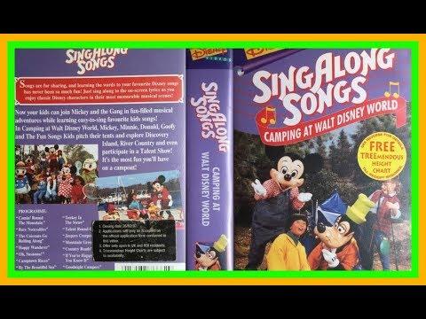 Mickey's Fun Songs: Campout at Walt Disney World (HD)