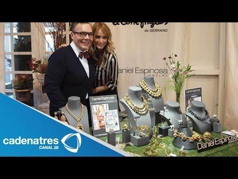 Daniel Espinosa nos presenta su nueva colección de joyas / Daniel Espinoza's jewelery collection