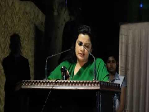 Mrs. Shalini Bhargava Speech 1