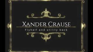 Xander Crause rugby player