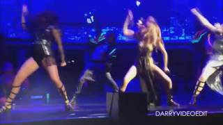 Little Mix dancing to DOWN & DIRTY ! (new song from Glory Days)